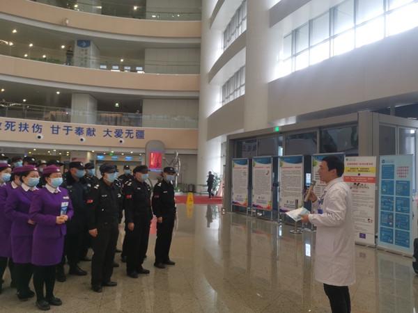 民进省直会员多方参与防控新型冠状病毒工作