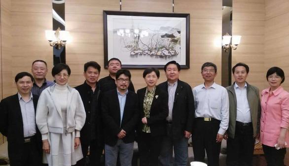 民进河北省委监督委员会来苏开展交流