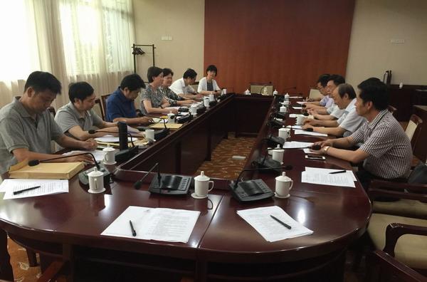 民进江苏省监督委员会与民进徐州市委领导班子开展座谈交流