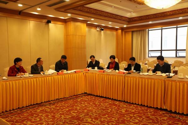 民进江苏省监督委员会全体委员会议在宁召开