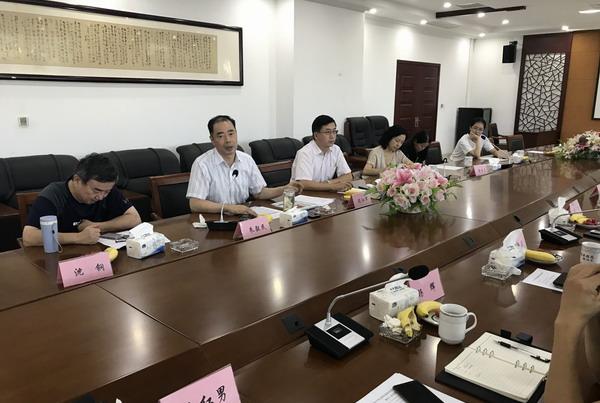 江苏民进美术馆馆长会议在常州召开